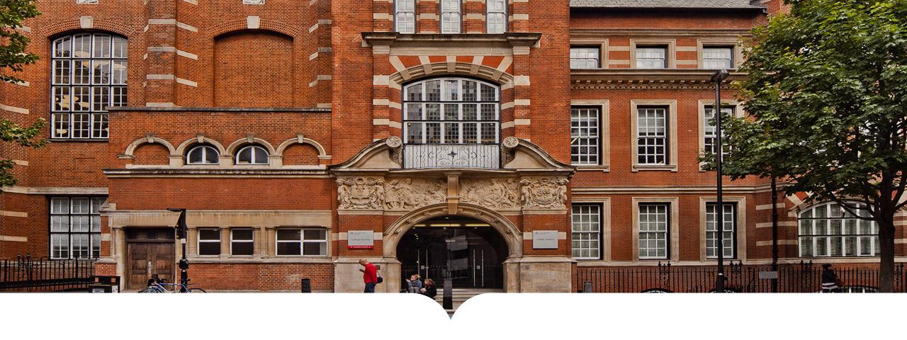 City Üniversitesi, University of London